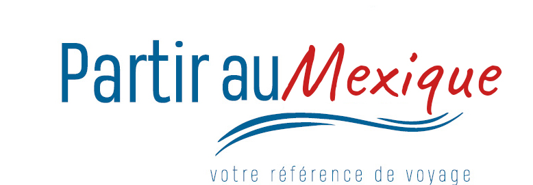Logo partir au Mexique